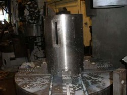 ch 70 cylinder being finish ground