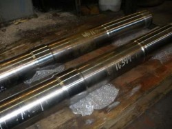 hydraulic mandrels chrome finish
